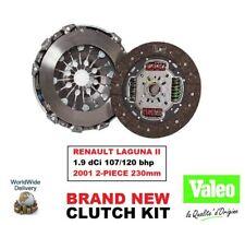 VALEO Kit embrayage pour RENAULT LAGUNA II 1.9 dCi 107/120 BHP 2001 2-Piece