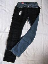 Miss Sixty Blue Jeans Denim W27/L32 x-low waist slim fit bootcut leg net leg