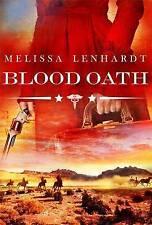 Blood Oath (Laura Elliston Novels) by Lenhardt, Melissa | Paperback Book | 97803