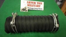 Jeep Willys MB GPW M38 CJ2A CJ3A crossover hose kit correct US MADE