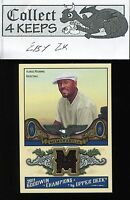 2011 Upper Deck Goodwin Champions Memorabilia #AM Alonzo Mourning C