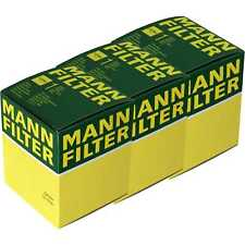 3x Original MANN-FILTER Ölfilter W 711/80 Oil Filter