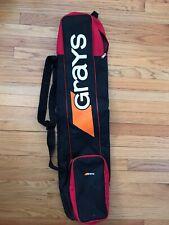 "Grays International Field Hockey Bag 38"" Black and Red"