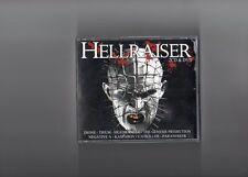 Hellraiser - Return To The Labyrinth - 2CD + DVD - HARDCORE GABBER