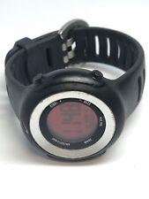 Nike Mens Digital Quartz Watch Steel Aluminum And Plastic