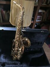 Julius Keilwerth Alto Saxophone! Completely overhauled with new pads and corks!