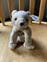 TY 1999 ALMOND the BEAR BEANIE BABY - MINT with MINT TAGS