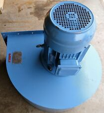 3000 CFM Dust Collector Blower with 7-1/2 HP Motor