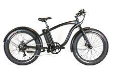 WAYMAG e-Bike Fatbike WMX26 Pedelec, 250W Hinterradmotor 7 Gang, großes Display