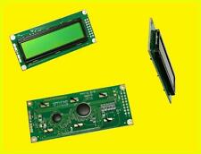 LCD Display STN Reflective 2x16 Characters ST7066U Parallel 16 Pins  1 Stück