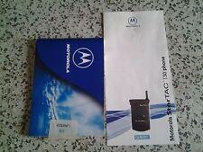 Motorola ORIGINALE Startac star tac VINTAGE etacs