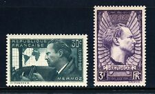 FRANCE . 1937 Mermoz Memorial (393) . Mint Hinged