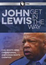 John Lewis - Get in the Way DVD - DVD