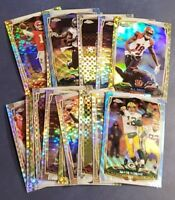 2014 Topps Chrome Blue Wave Camo Pulsar Xfractor Refractor You Pick From List