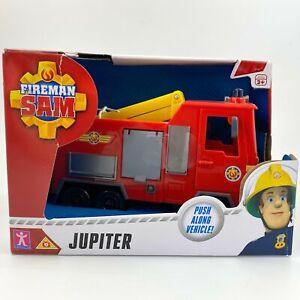 Fireman Sam Jupiter Vehicle. Push Along. New!