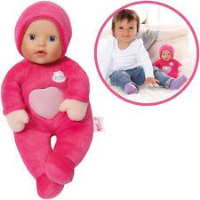 Zapf Creation Baby Born My little First Love Nachtlicht Puppe (Pink)