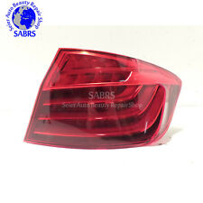 Fit For BMW F10 5-Series 528i 535i 550i 14-16 Right Outer Tail Light Rear Lamp
