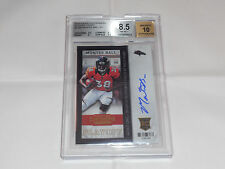2013 Panini Contenders Playoff Ticket Autograph Rookie RB Montee Ball BGS