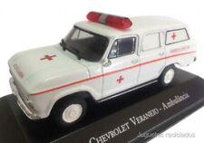 Chevrolet Veraneio Ambulancia 1:43 Ixo Altaya Diecast Coche