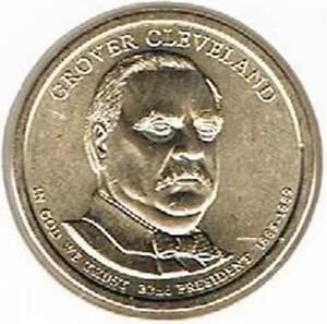 Amerika dollar 2012 D Unc - G. Cleveland 1