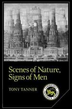 Scenes of Nature Signs Man Cambridge Studies American Literature Culture Tanner