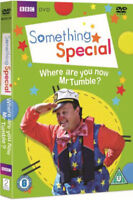 Something Especial - Where Are You Now Mr Tumble? DVD Nuevo DVD (BBCDVD3340)
