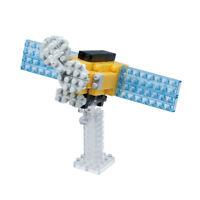 Nanoblock Orbiting Solar Observatory Building Kit 3D Puzzle