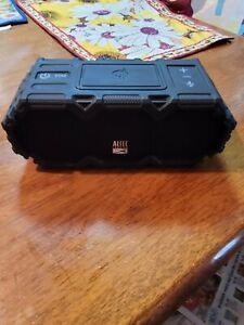 ALTEC Lansing Lifejacket Jolt Rugged Bluetooth Speaker(BLK) Qi Wireless charging