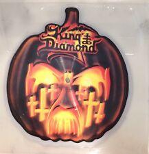 "KING DIAMOND Halloween LIVE 10"" PICTUR EP mercyful fate iron maiden judas priest"