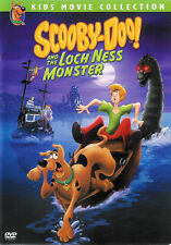 Scooby-Doo And The Loch Ness Monster ~ Free Shipping Usa