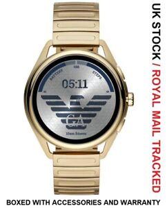 Emporio Armani Smartwatch 3 ART5027 Gold 44.5mm GPS NFC Smartwatch
