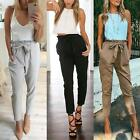 Casual Women's Summer Hot Fashion Pants Trousers Capris Harem Trousers