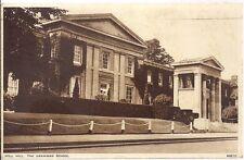 SCARCE OLD POSTCARD - THE GRAMMAR SCHOOL - MILL HILL - BARNET - LONDON 1954