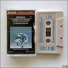 Chabrier Espana Neville Marriner Tape Cassette (C16)