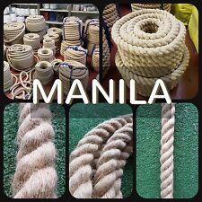 Cuerda soga rope manila 38mm climbing climb crossfit funccional power rope