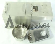 Ménage en acier inoxydable intelligent automatique Small OIL PRESS machine 110 V
