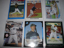 23 CARD LOT OF TODAYS BASEBALL STARS - CABRERA,KERSHAW,TROUT,POSEY,STANTON,ETC