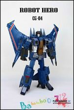 Transformers Larger MP11T Thundercracker RobotHero CG-04 Toy figure NEW instock