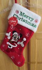 Disney Minnie Mouse Red Christmas Stocking - Nip!