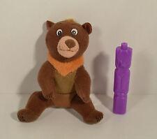 """RARE 2003 Koda 3.5"""" McDonald's Europe Plush Action Figure Disney Brother Bear"""