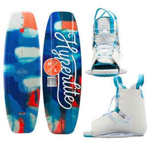 Hyperlite Divine Wakeboard 134cm w/Allure Boot - 2021 Edition 20296344