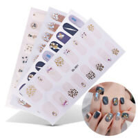 Full Wraps Nail Strips Nail Art Stickers Decals Nail Decoration Nail Patch