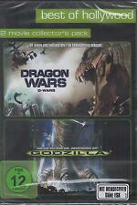 Dragon Wars + Godzilla - Best of Hollywood - 2 DVD Box