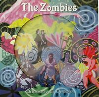 Zombies ODESSEY & ORACLE (NOTLP263P) 180g LIMITED New Vinyl Picture Disc LP