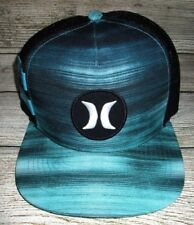 MENS HURLEY HAT SNAPBACK ADJUSTABLE CAP ONE SIZE