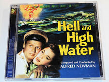 Alfred Newman HELL AND HIGH WATER Complete Soundtrack Limited Intrada CD (NM-)