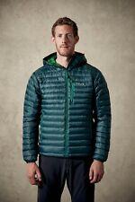 Rab Microlight Alpine Jacket - Medium - Evergreen - RRP £190