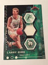 Larry Bird 2007 Topps Stadium Club Full Court Press Jersey #367/499 Celtics HOF