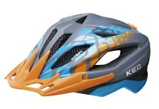 Bicicleta cascos ked Street jr. pro s (49-55cm) - gris