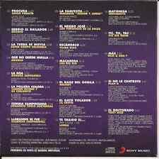 RARE 80'S CD dance SUAVECITA Manduco MACARENA mayonesa LLORANDO SE FUE Procura